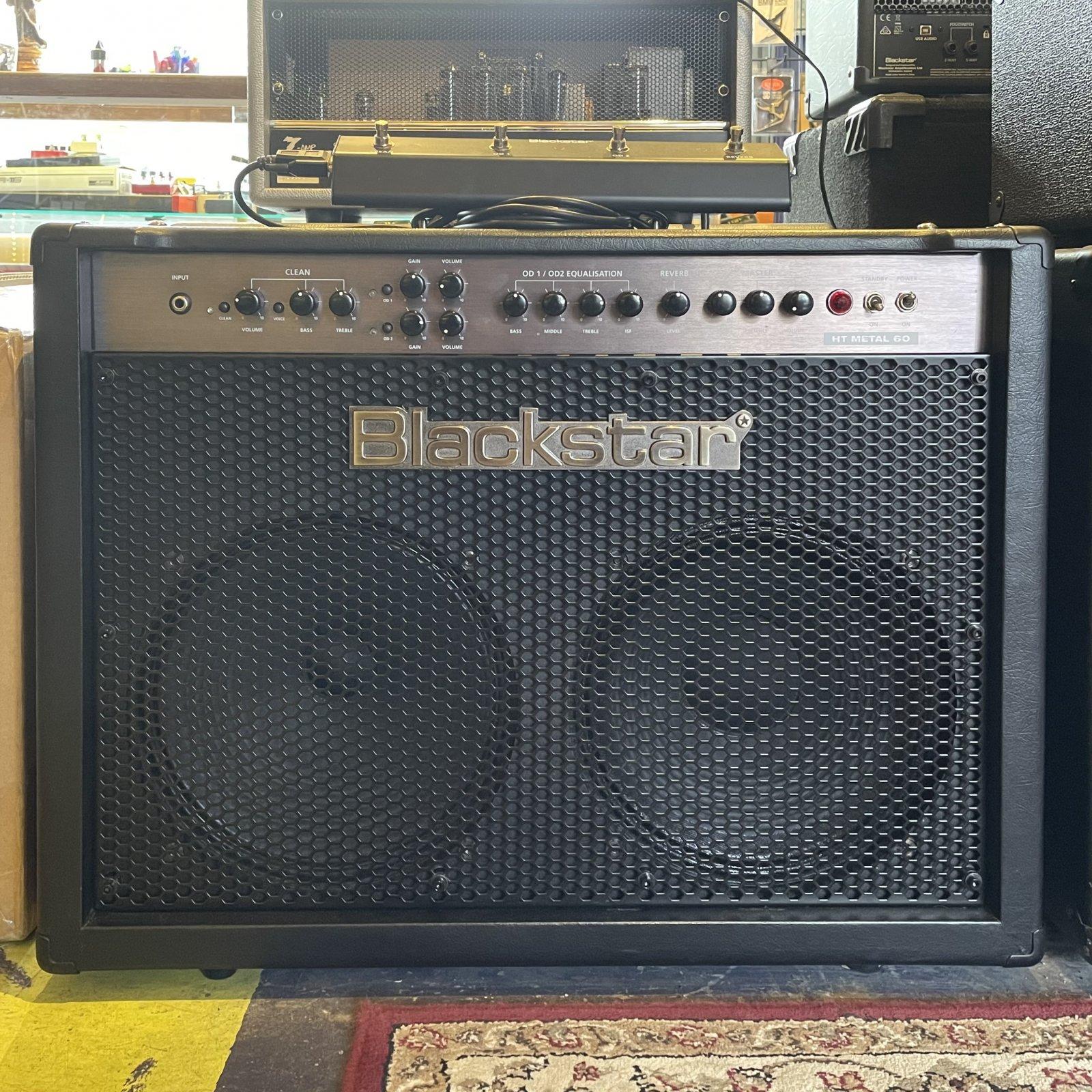 Blackstar HT-Metal-60C 60W 2x12 Guitar Combo