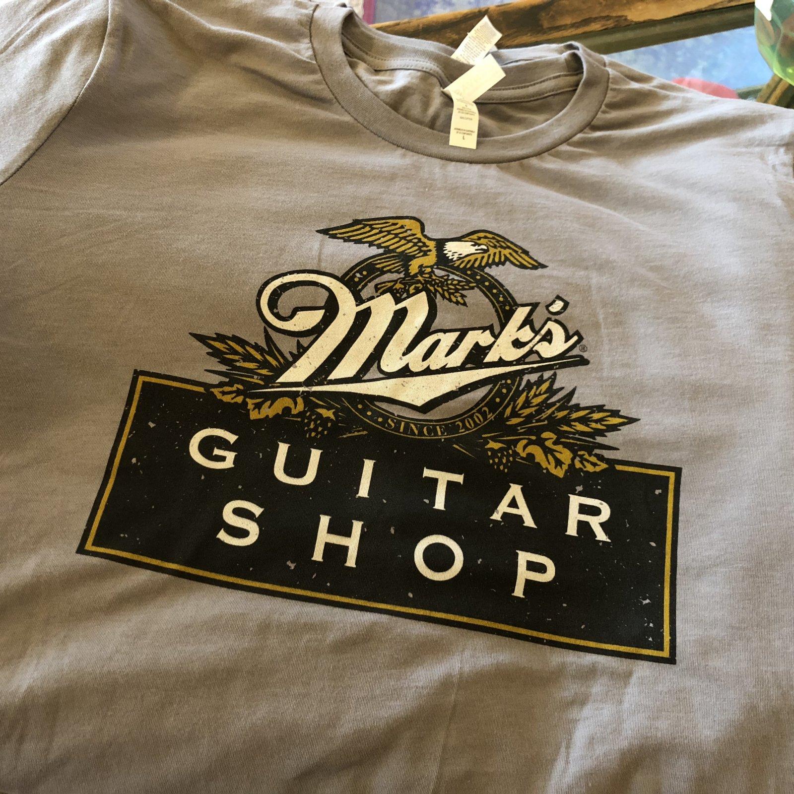 MGD Logo T-Shirt- Gray