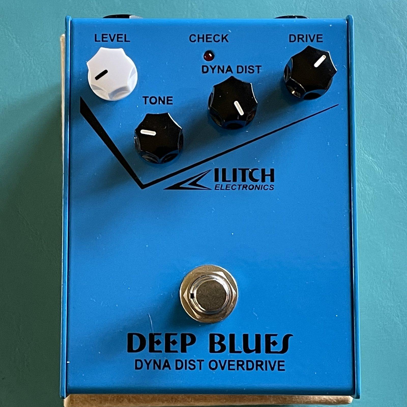 Ilitch Deep Blues Dyna Dist Overdrive