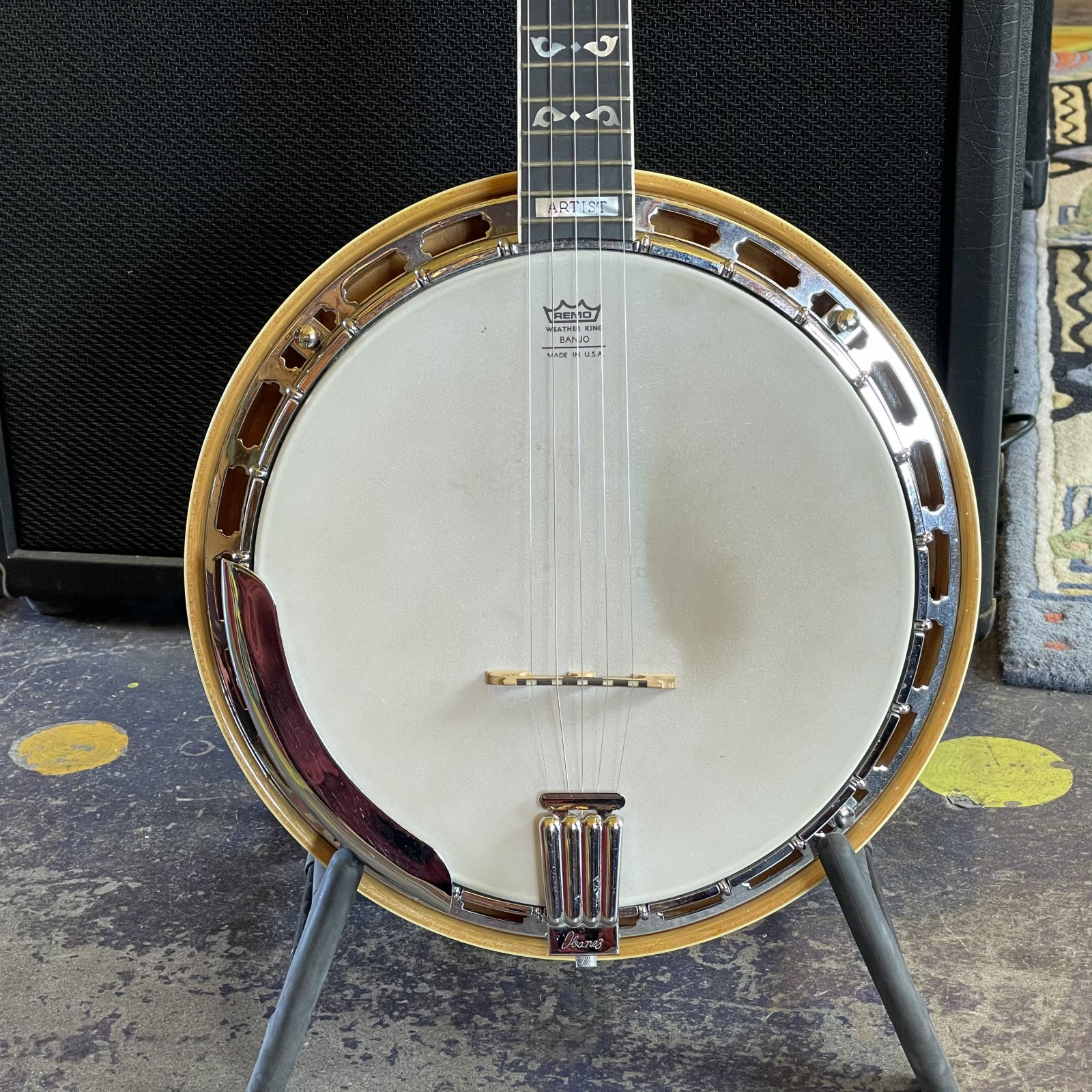 Used Ibanez 591 Artist Banjo