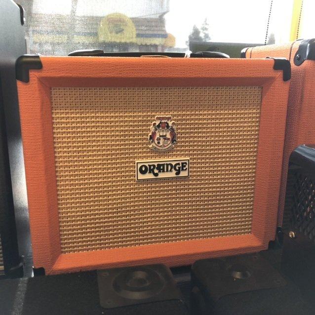 Used Orange Crush 20RT