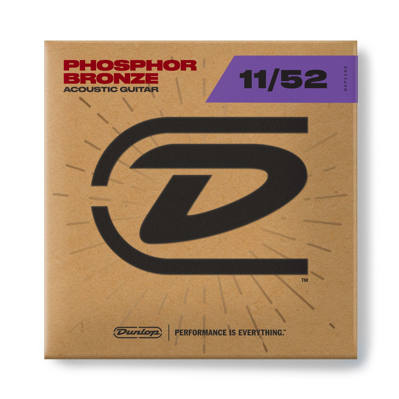 Dunlop Phosphor Bronze Acoustic Strings