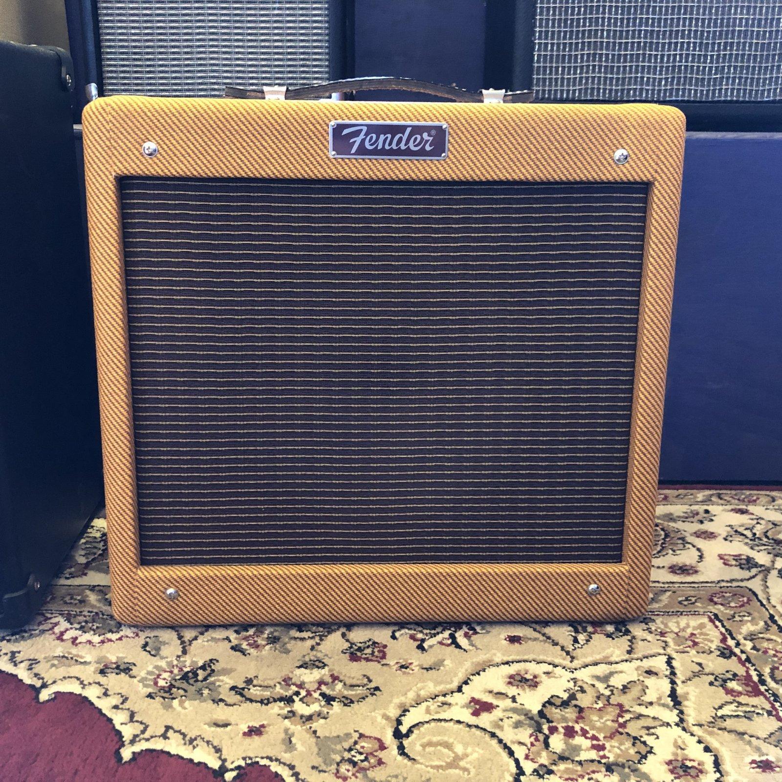 Used Fender Tweed Pro Jr.