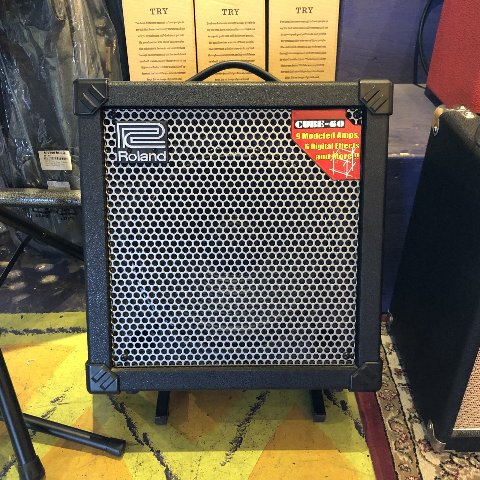 Used Roland Cube 60