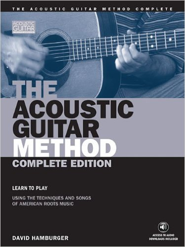 The Acoustic Guitar Method- Complete Edition