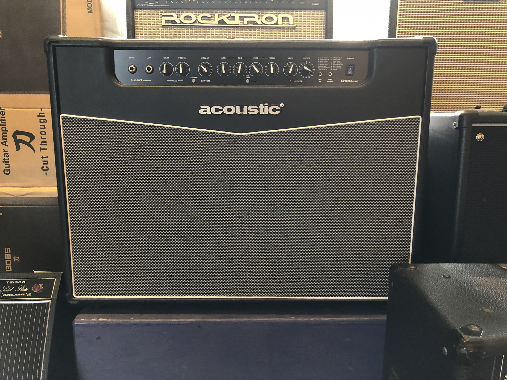 Used Acoustic G120 DSP