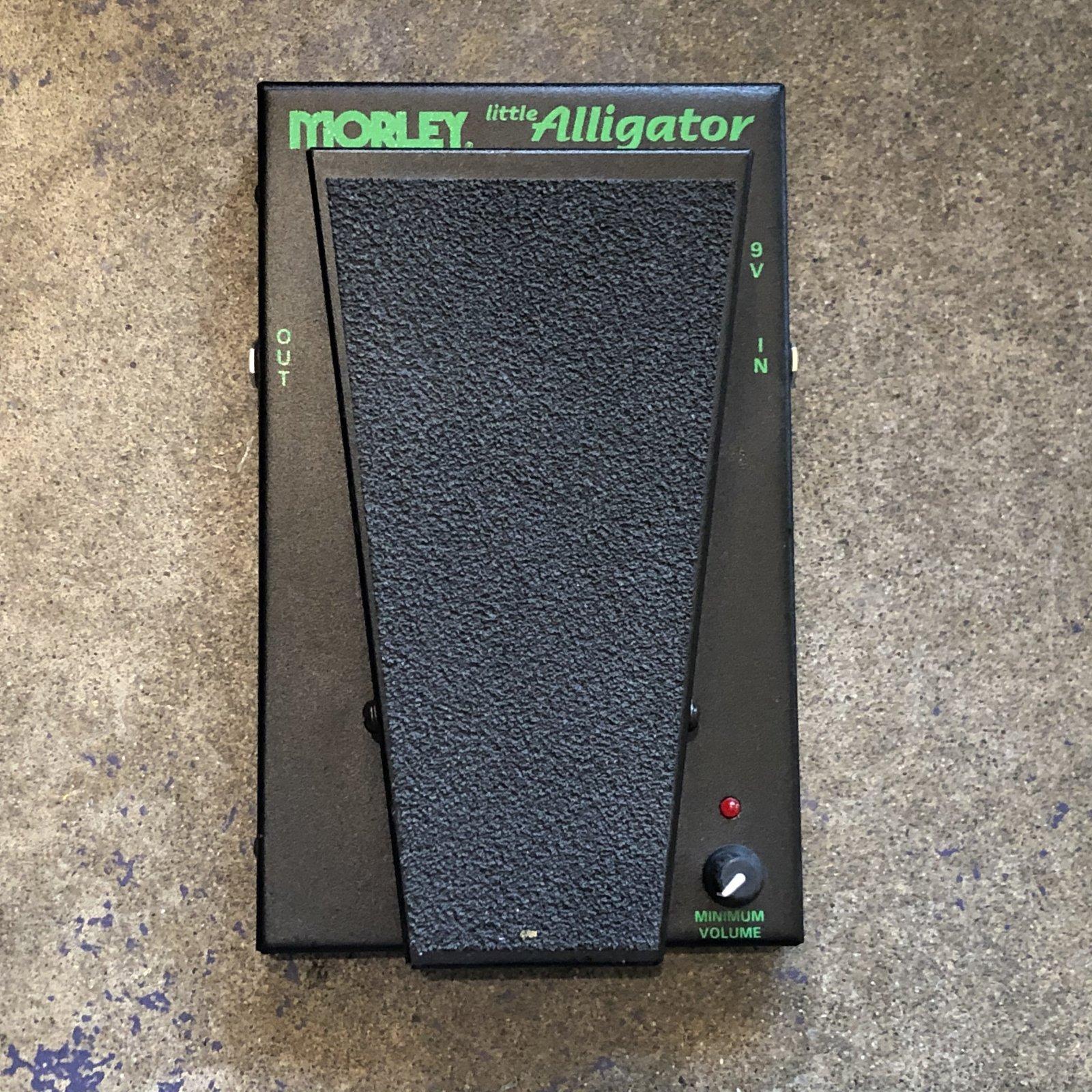 Morley Little Alligator Volume Pedal