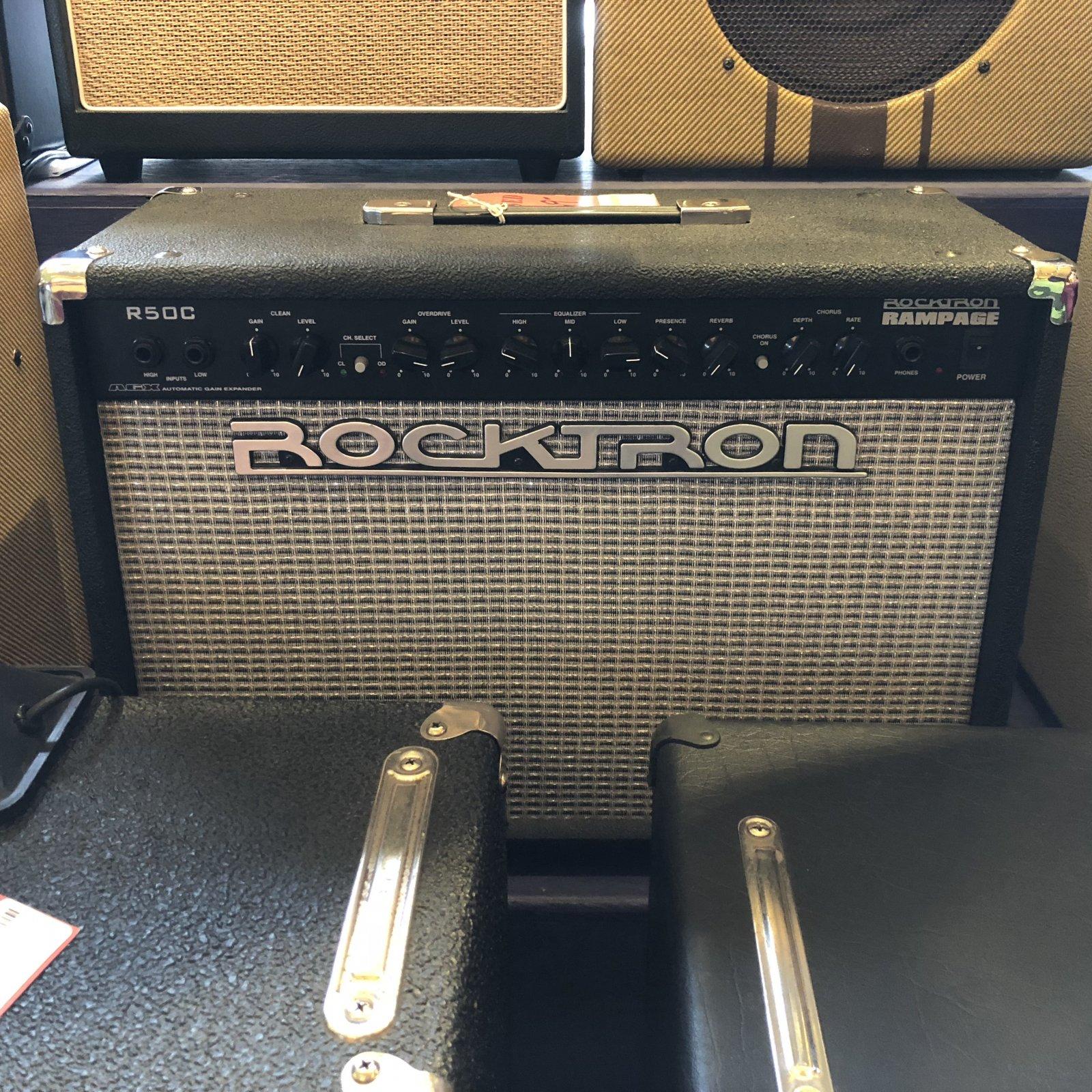 Used Rocktron R50C