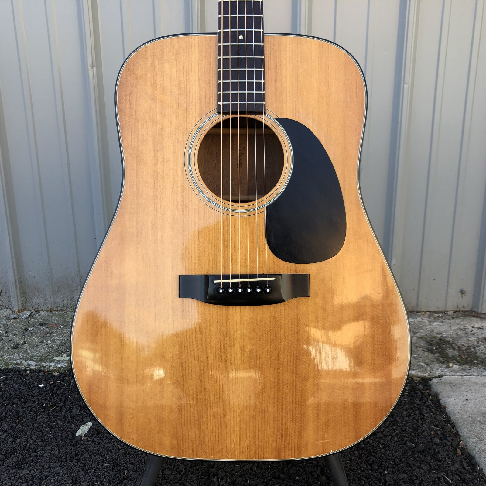 Used Takamine F-340 Acoustic 1980's