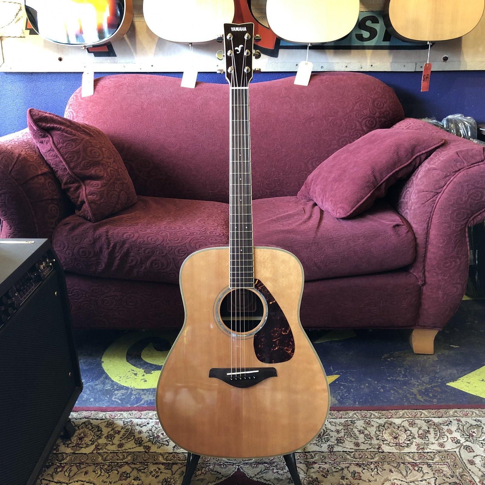 Used Yamaha FG730S Acoustic