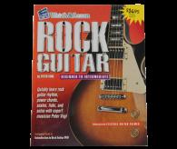 Watch & Learn Rock Guitar w/Audio CD