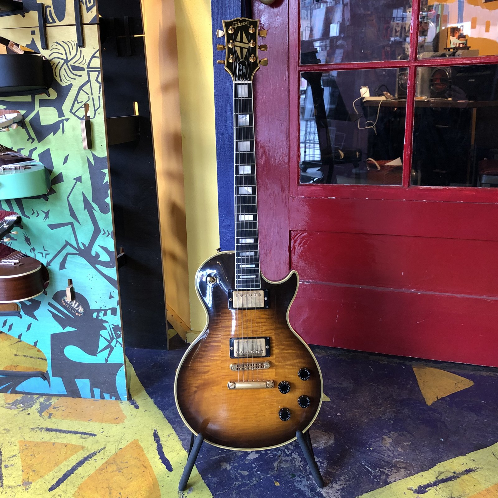 1989 Gibson Les Paul Custom