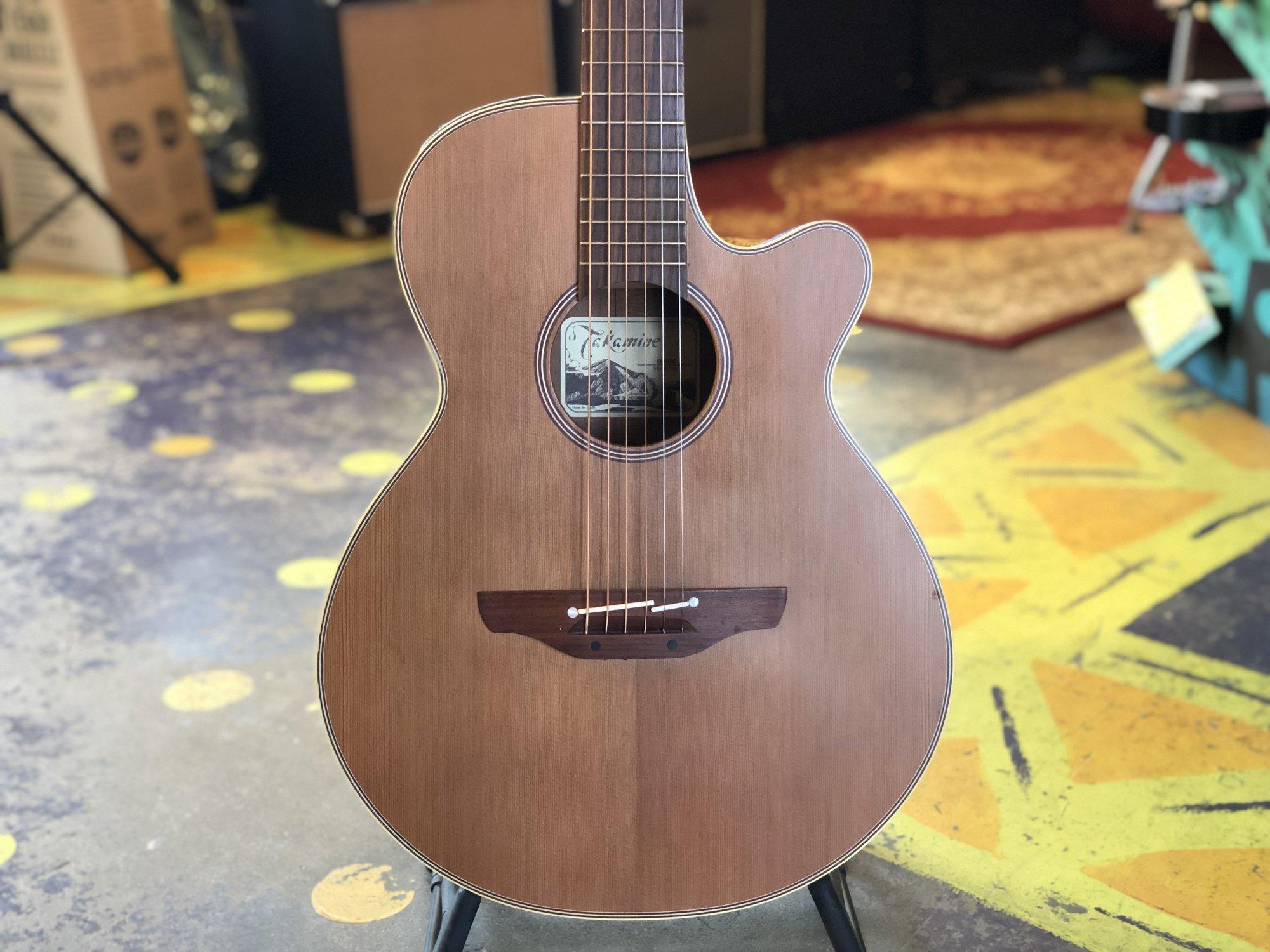 Used Takamine EAN30C Acoustic