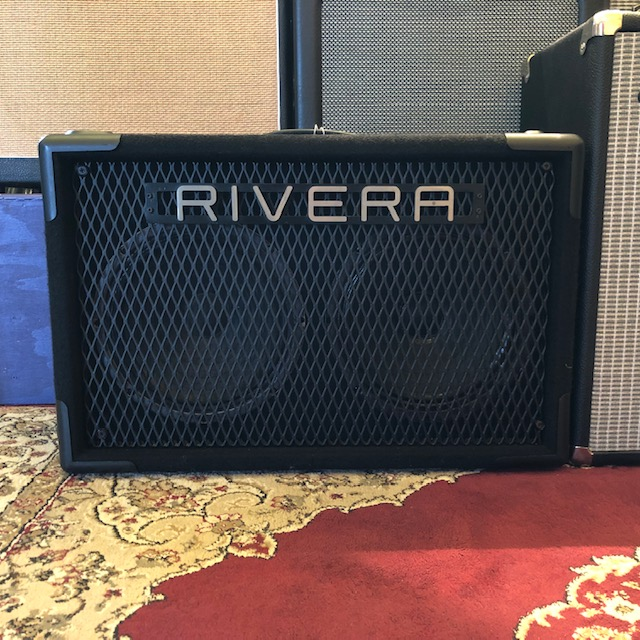 Used Rivera 2x10 Cabinet
