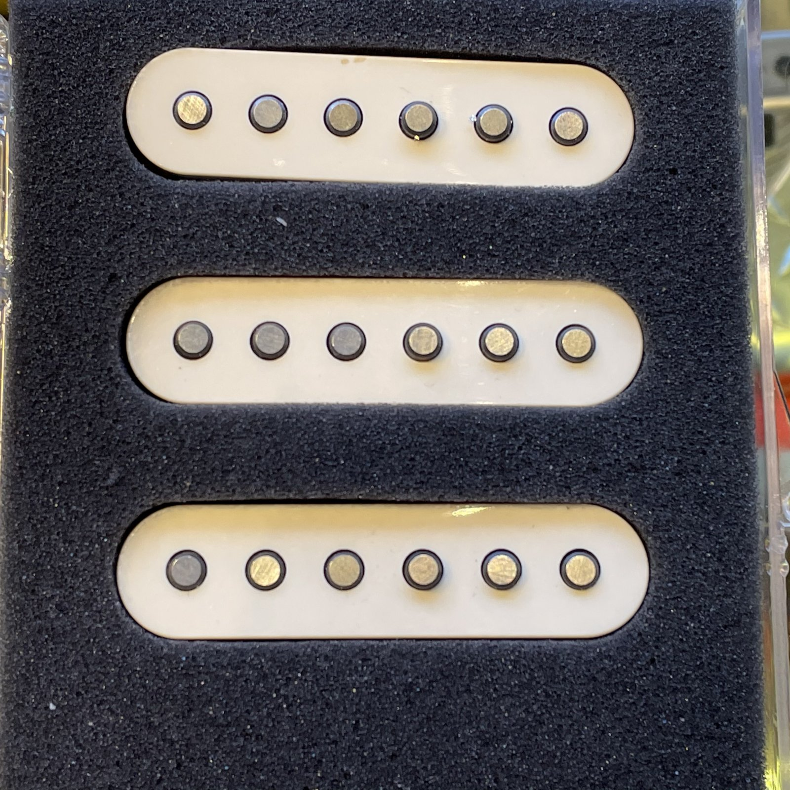 Dimarzio Area 58 Strat Pickup Set