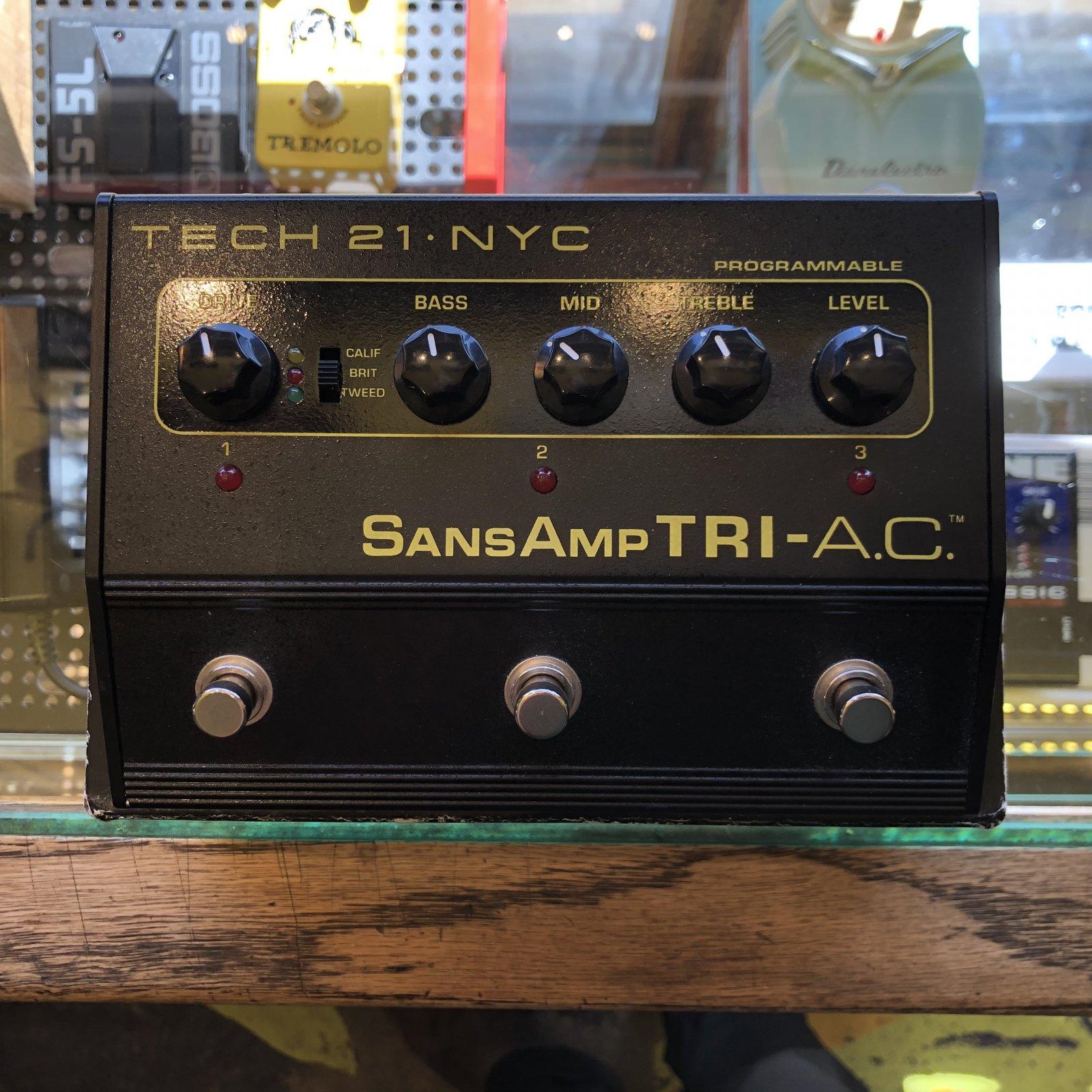 Tech 21 SansAmp Tri-AC
