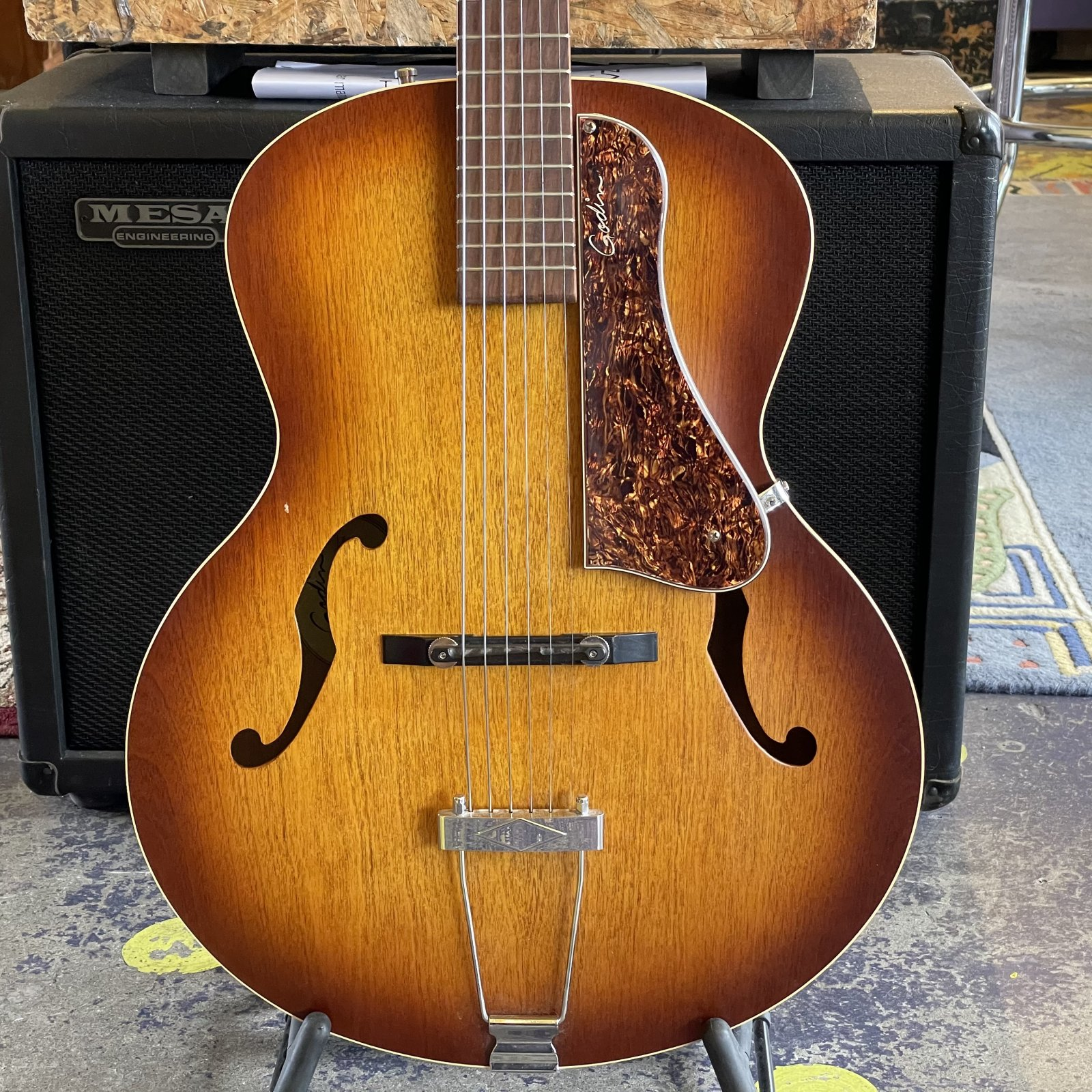Used Godin 5th Ave