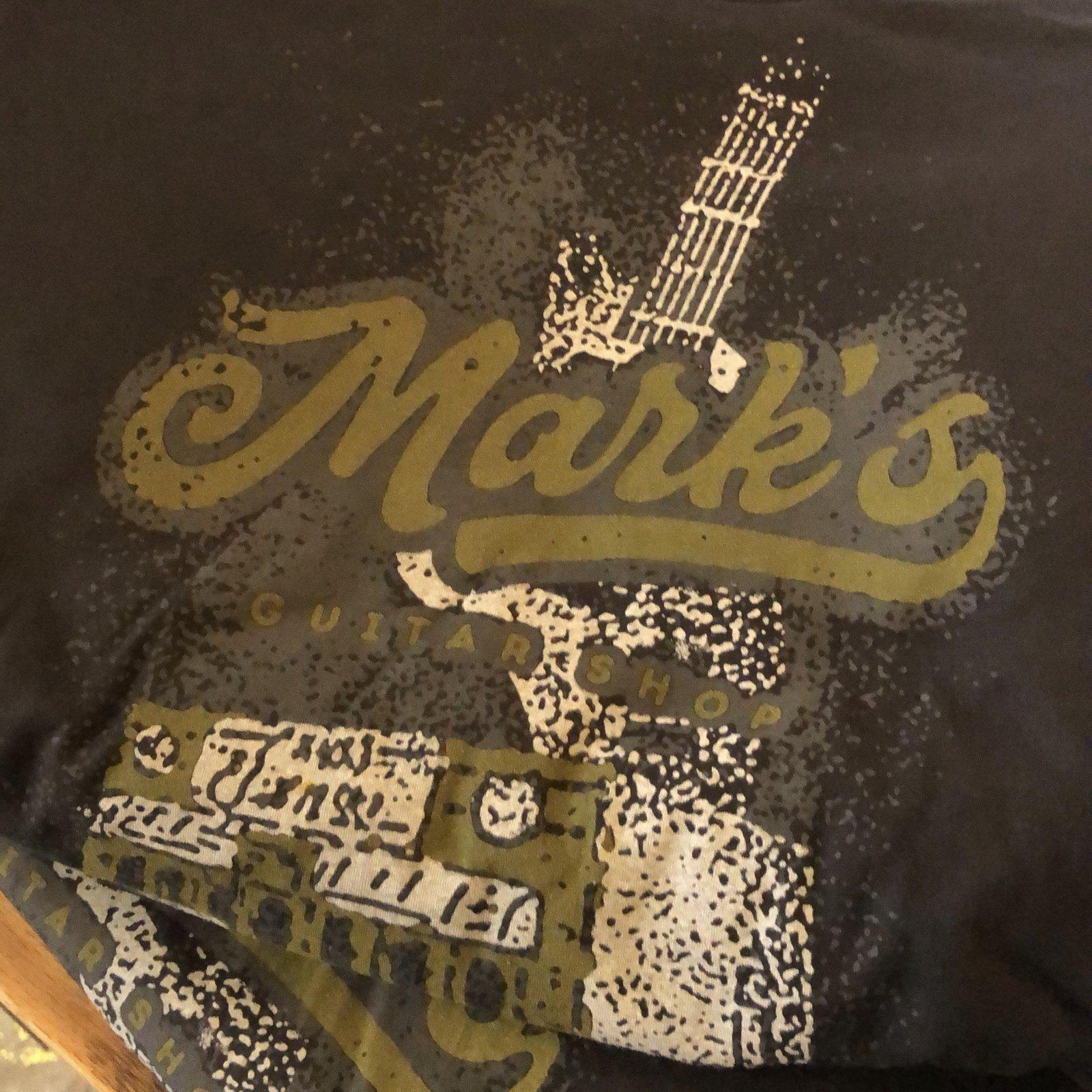 MGS Vintage Print Mens T-Shirt