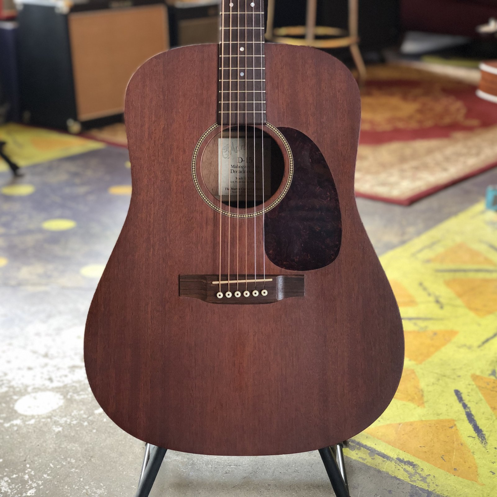 Used Martin D-15