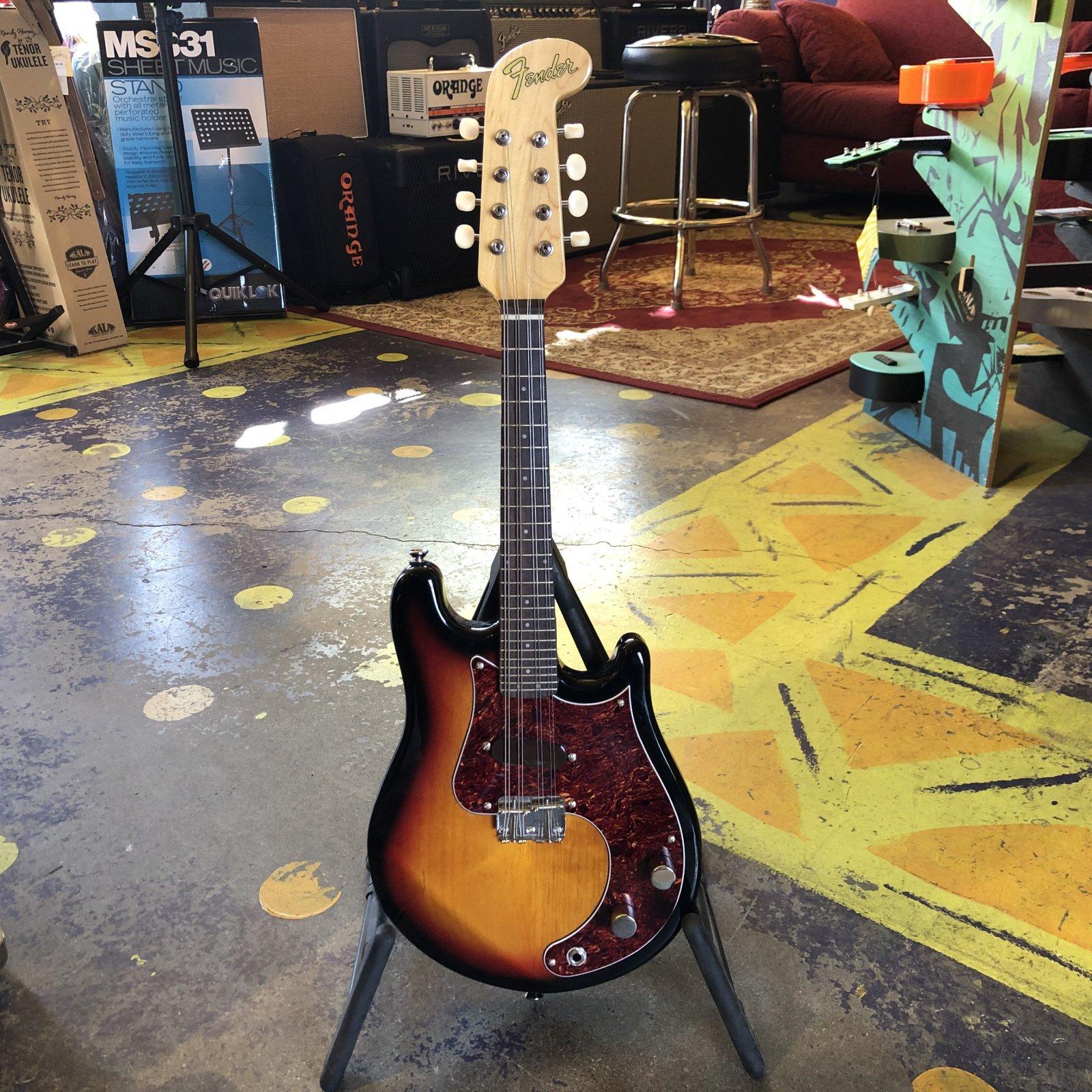 Used Fender Mandocaster
