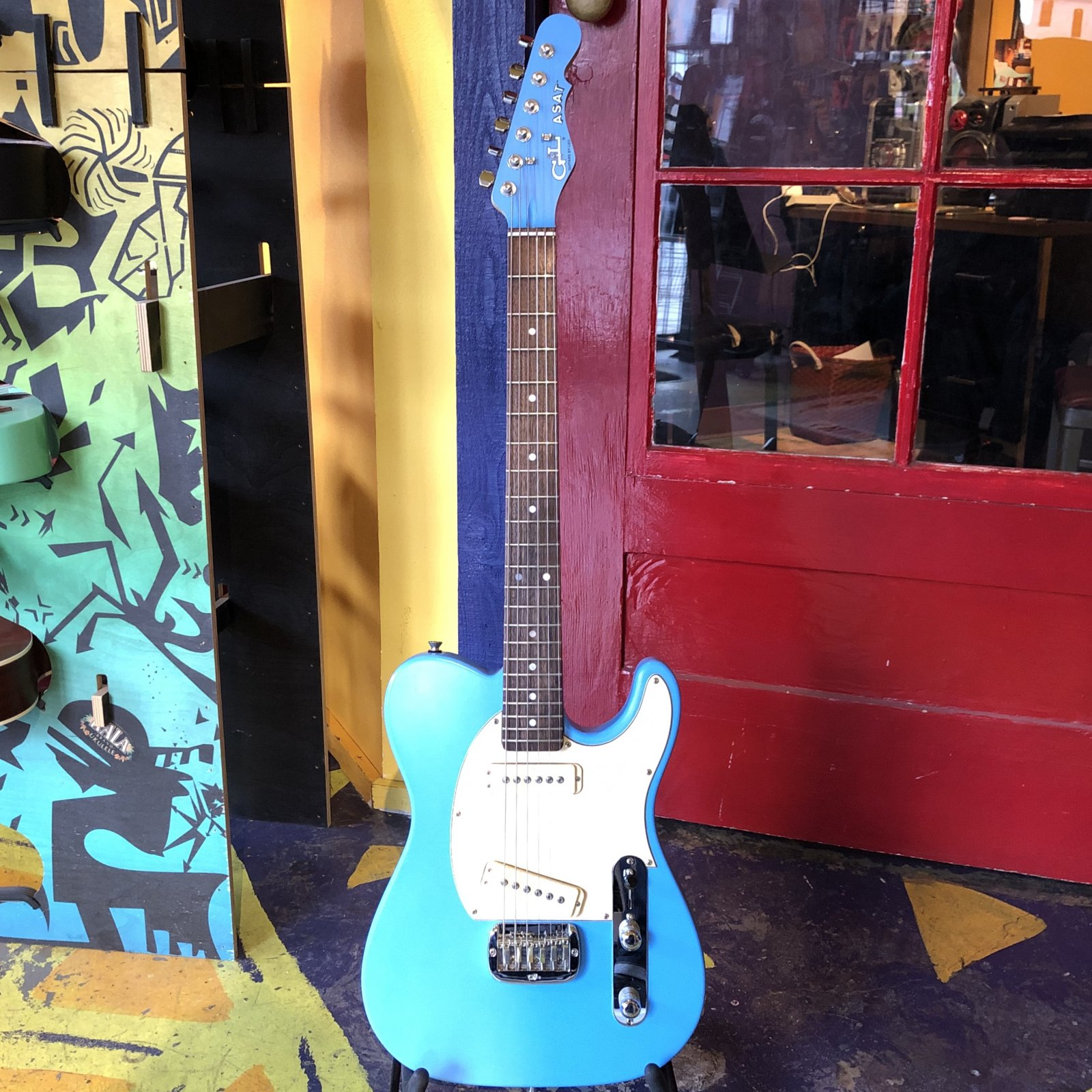 Used G&L ASAT Special