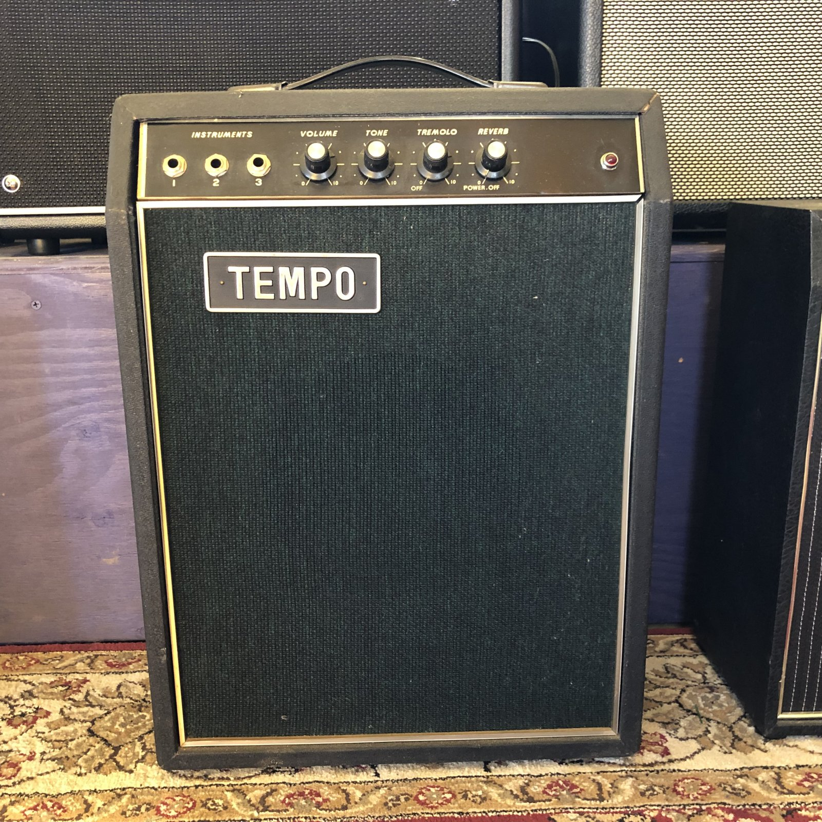 Vintage Tempo Guitar Amp