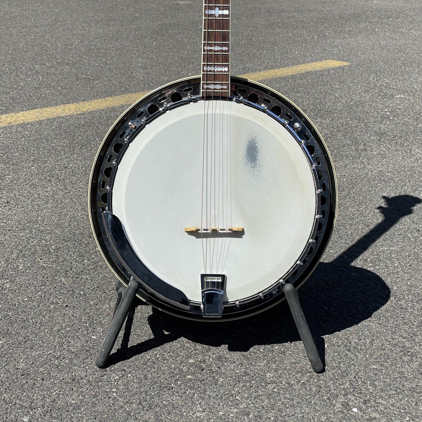 Fender Artist Tenor Banjo '70s