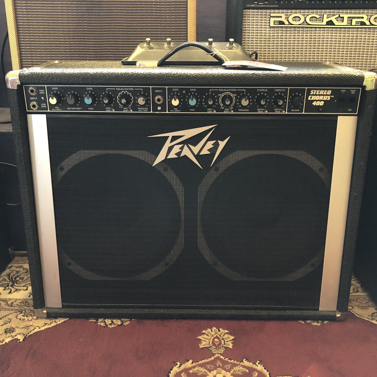 Used Peavey Stereo Chorus 400