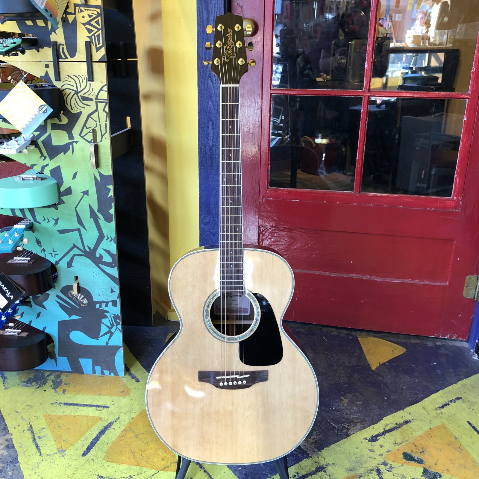 Takamine GN51 NEX Body Acoustic
