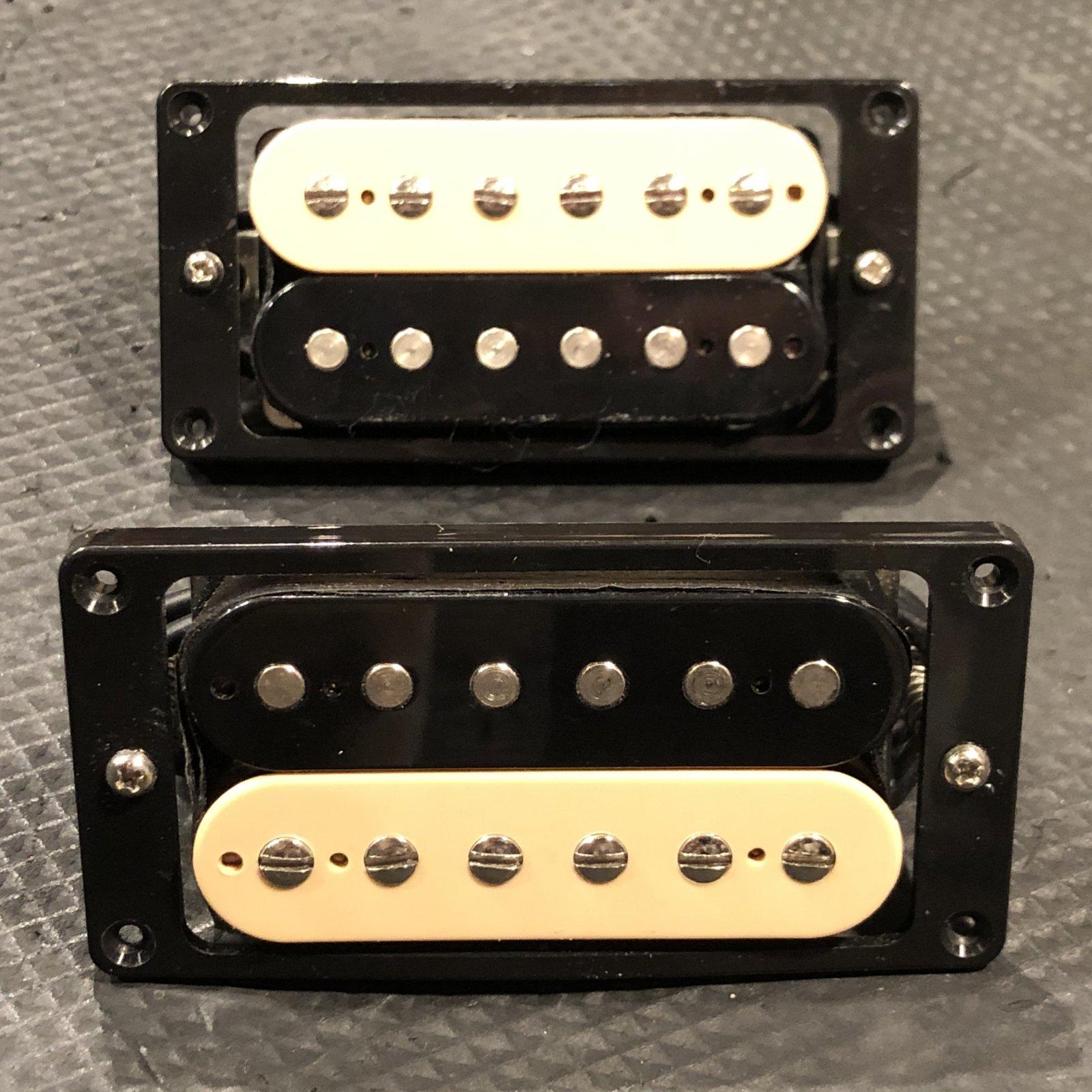 Gibson 61 Pickups 61R/61T Set