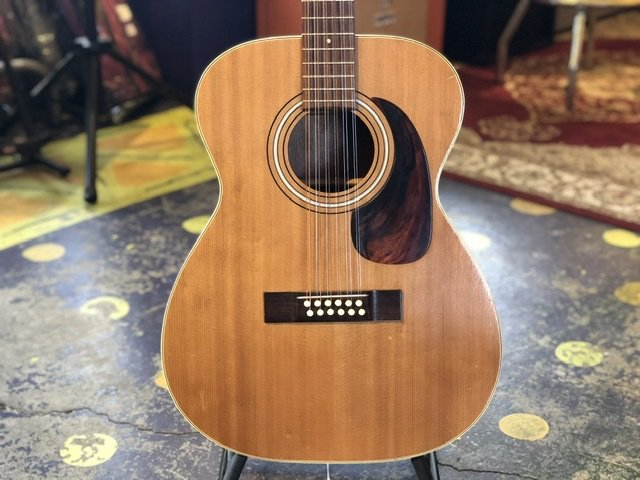 Used Harmony 12-String Acoustic