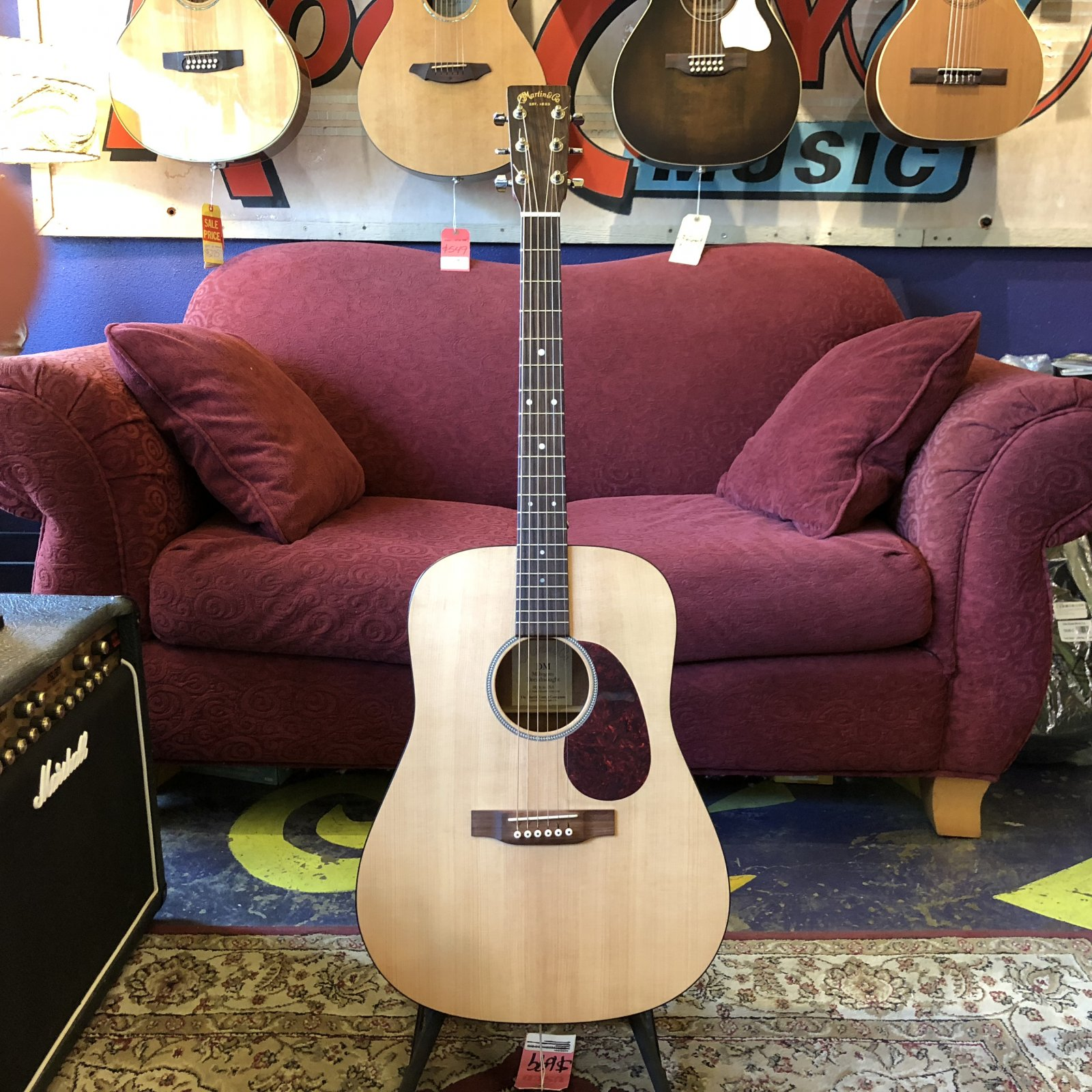 Used Martin DM Acoustic