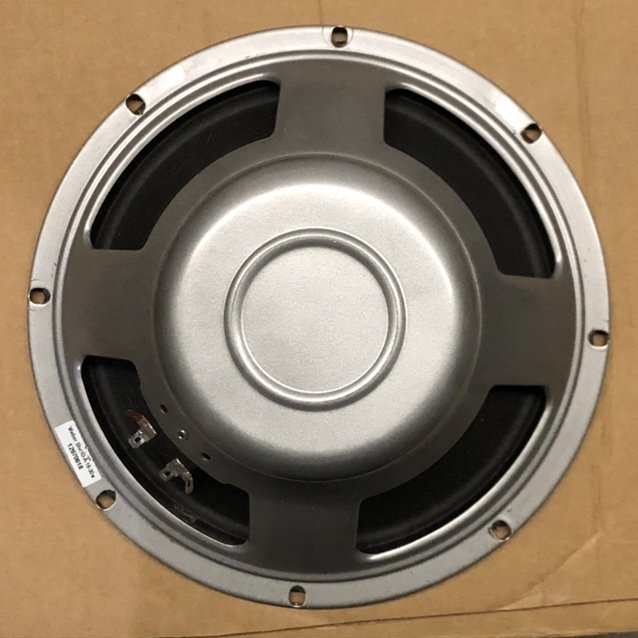Weber Alnico Silver 10 16ohm 30W