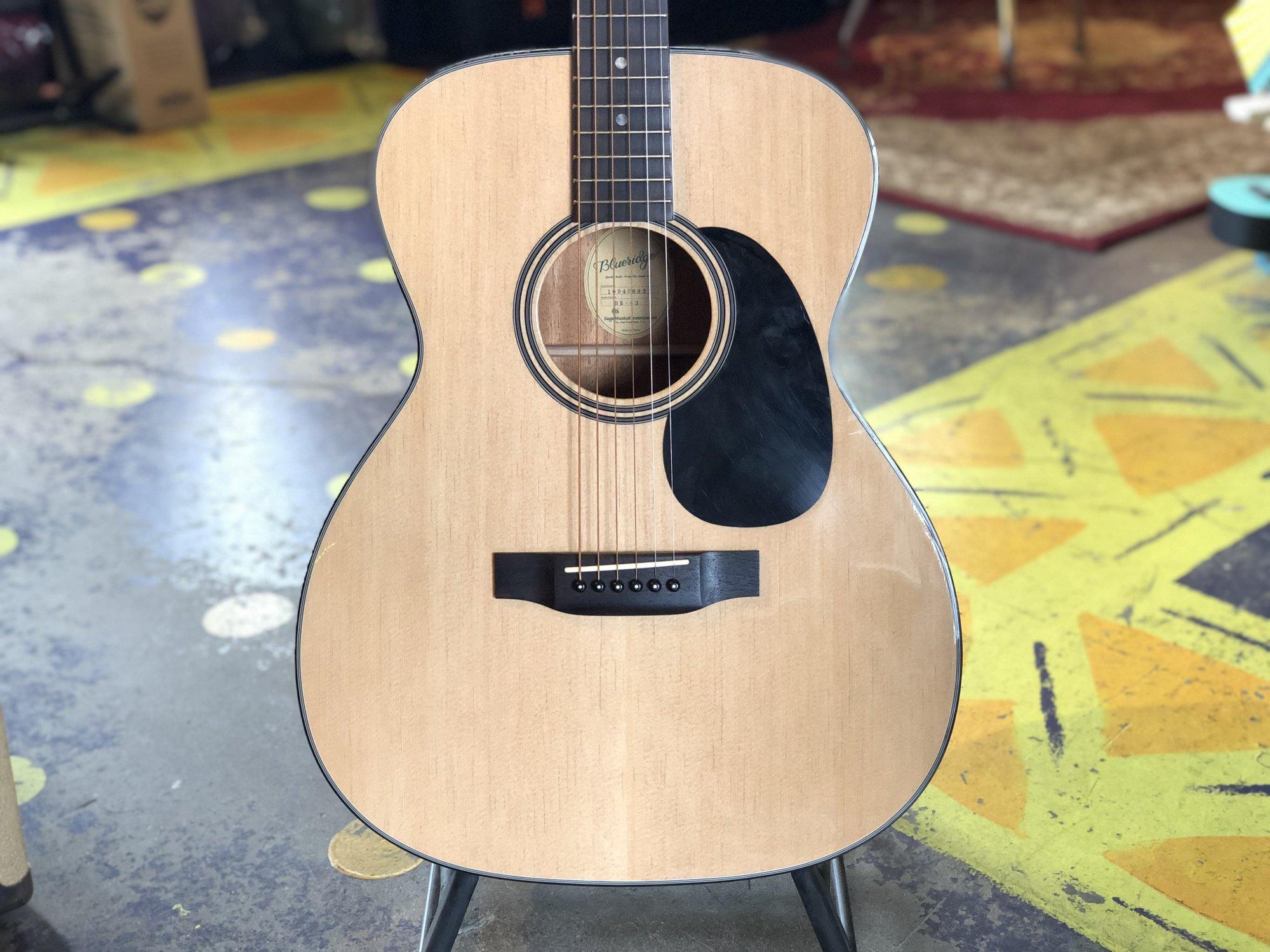 Used Blueridge BR-43 OOO Acoustic