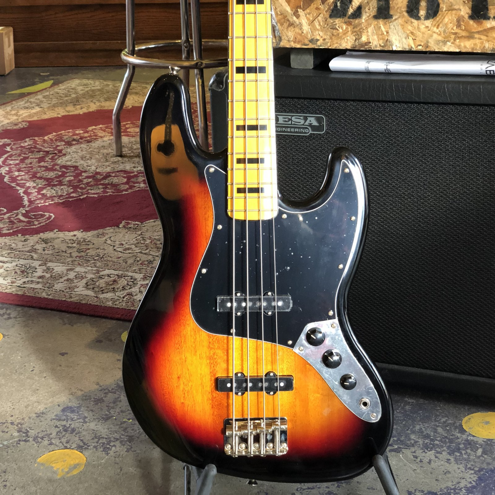 Squier Classic Vibe '70s Jazz Bass
