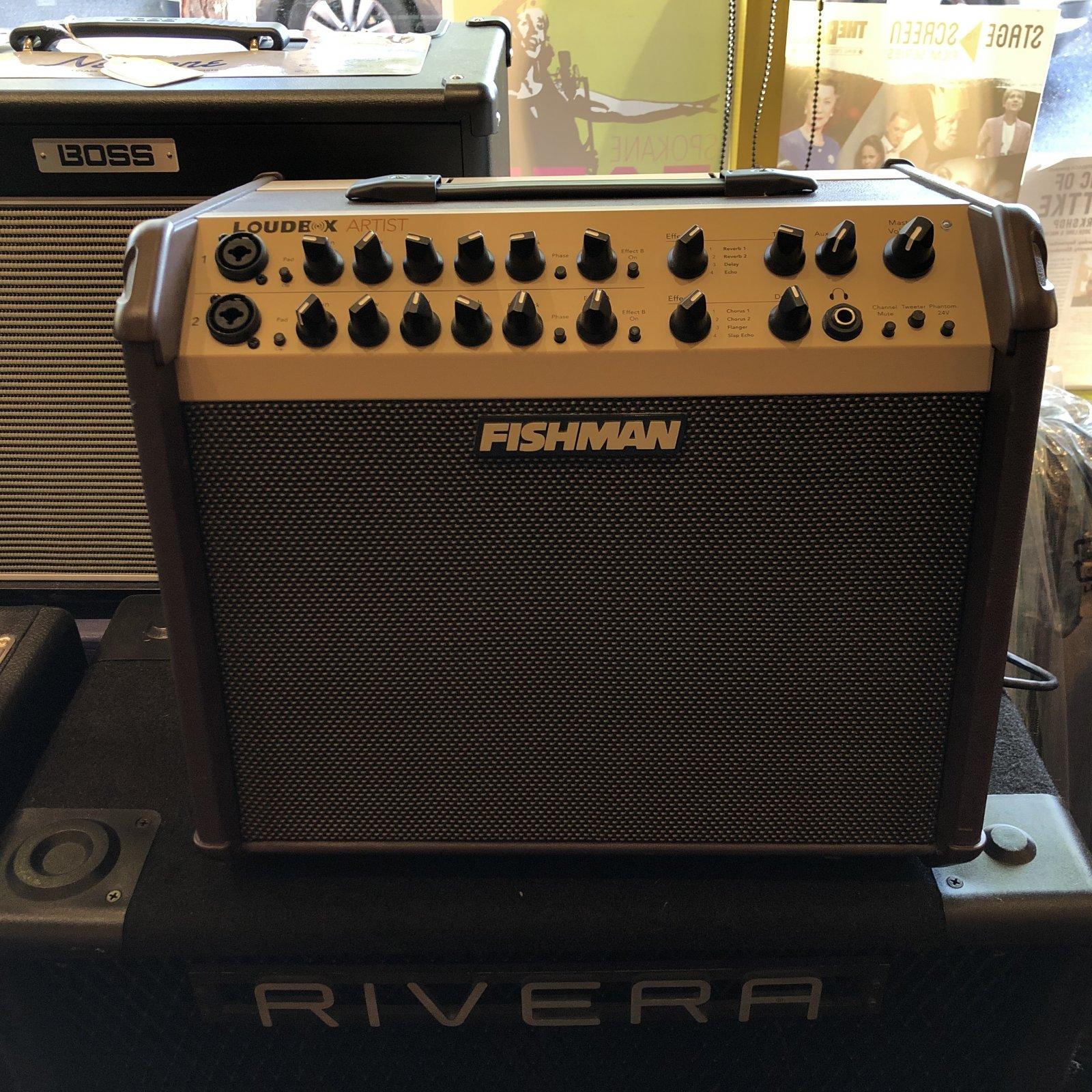 Used Fishman Loudbox Artist