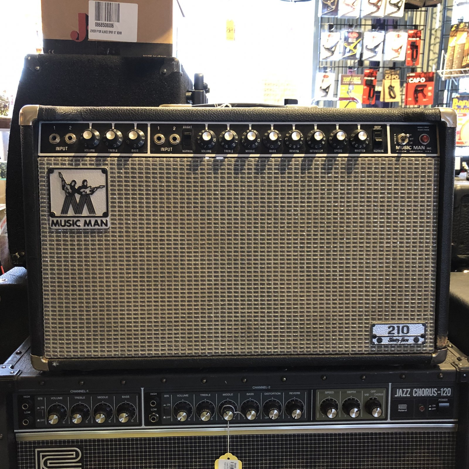 Used Music Man 210 Sixty Five