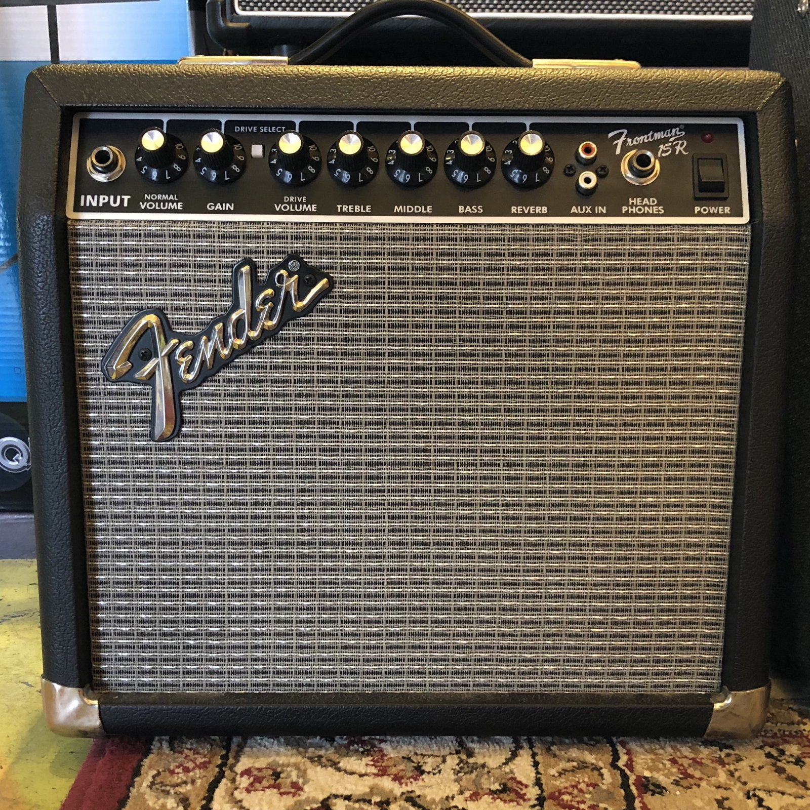 Used Fender Frontman 15r