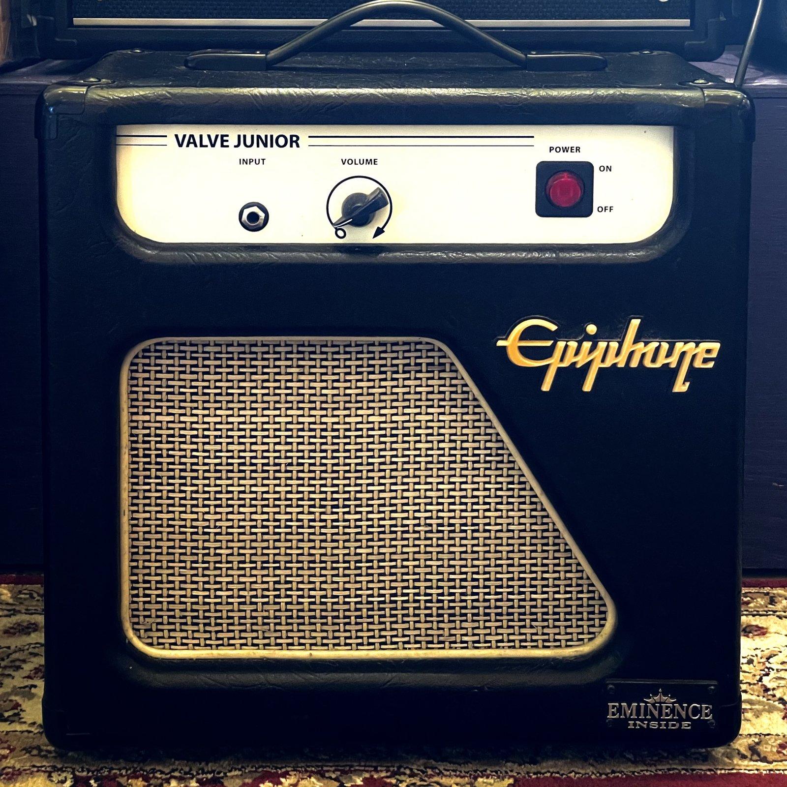 Epiphone Valve Jr. Combo
