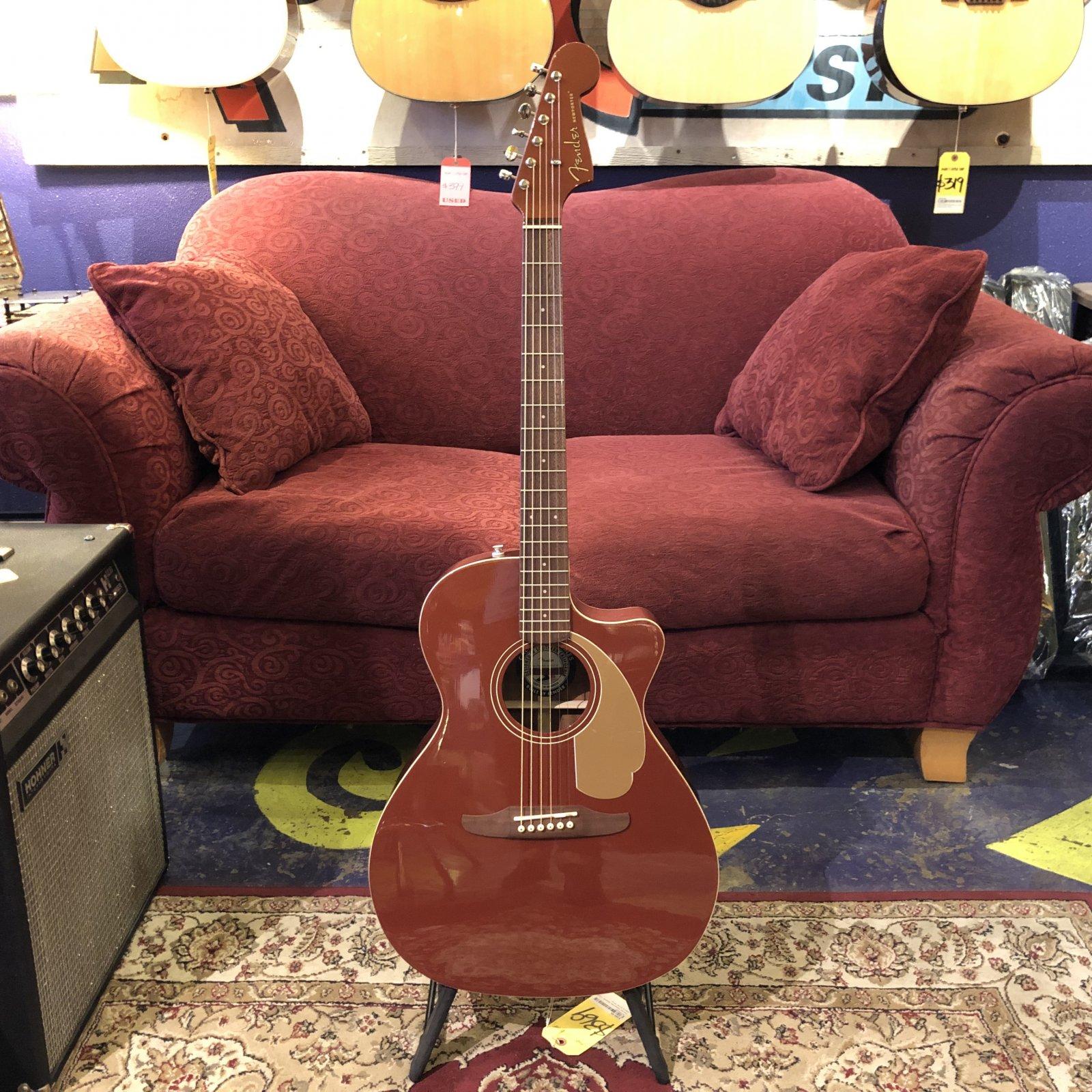 Fender Newporter Special - California Series Acoustic