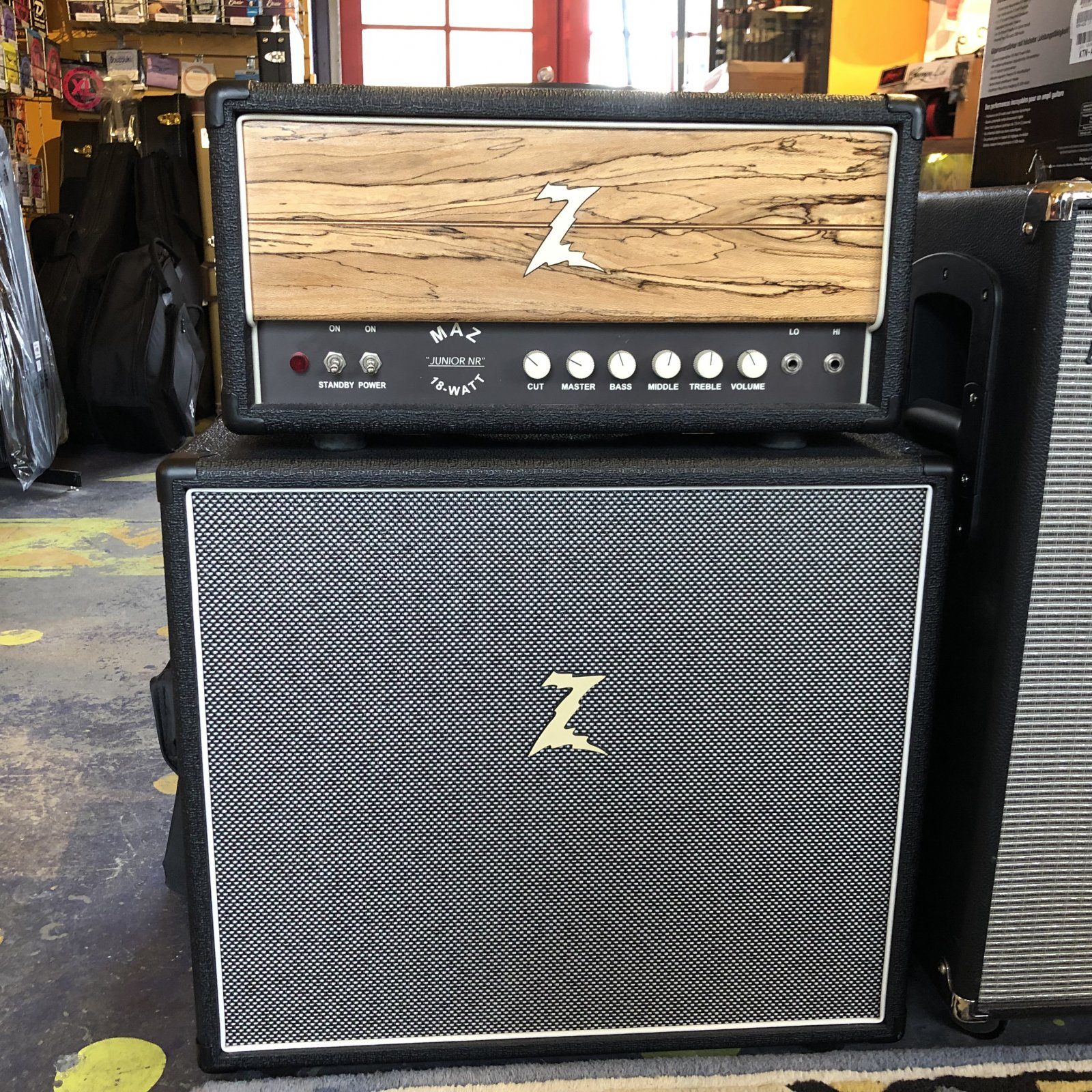 Used Dr. Z 2x10 Cabinet