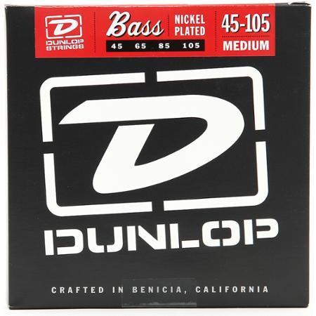 Dunlop Nickel Wound Bass Strings