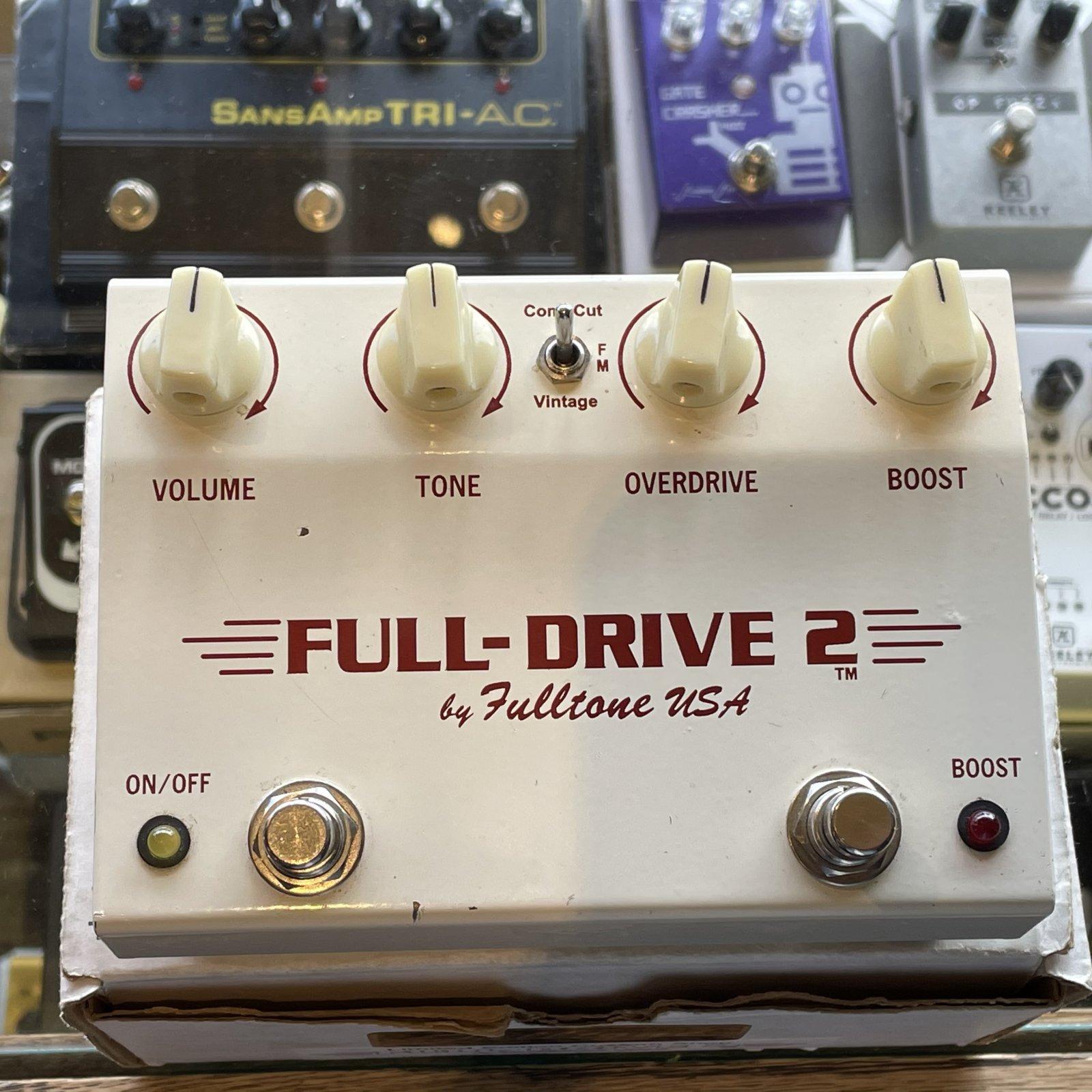 Fulltone Full-Drive 2 Custom Shop