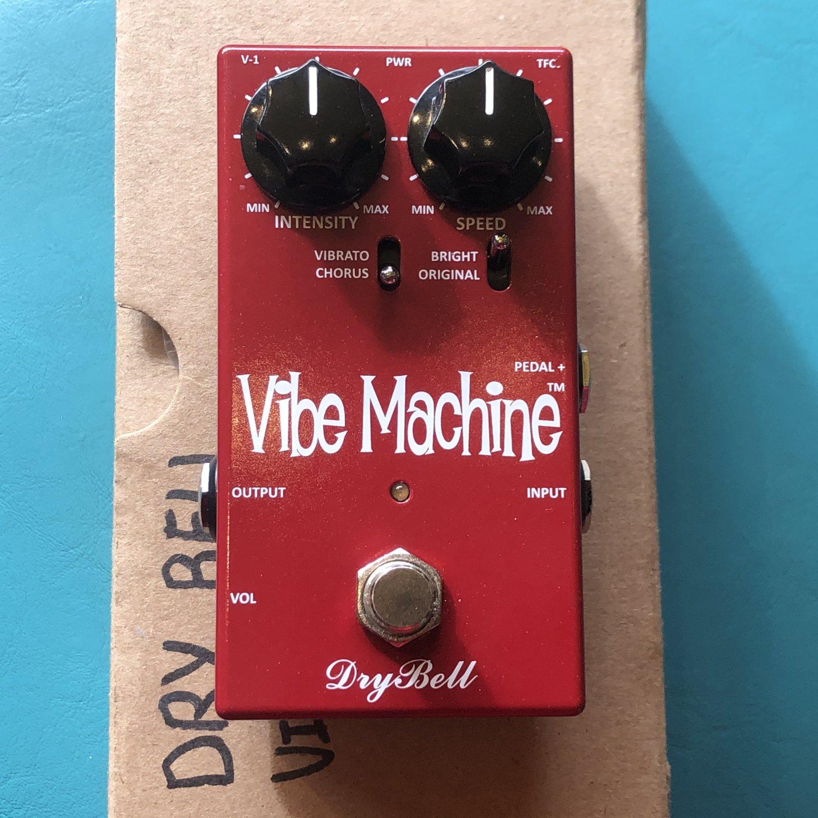 Drybell Vibe Machine Chorus Vibrato