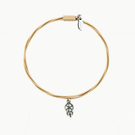 Strung Bracelet Dream Catcher-Dream On
