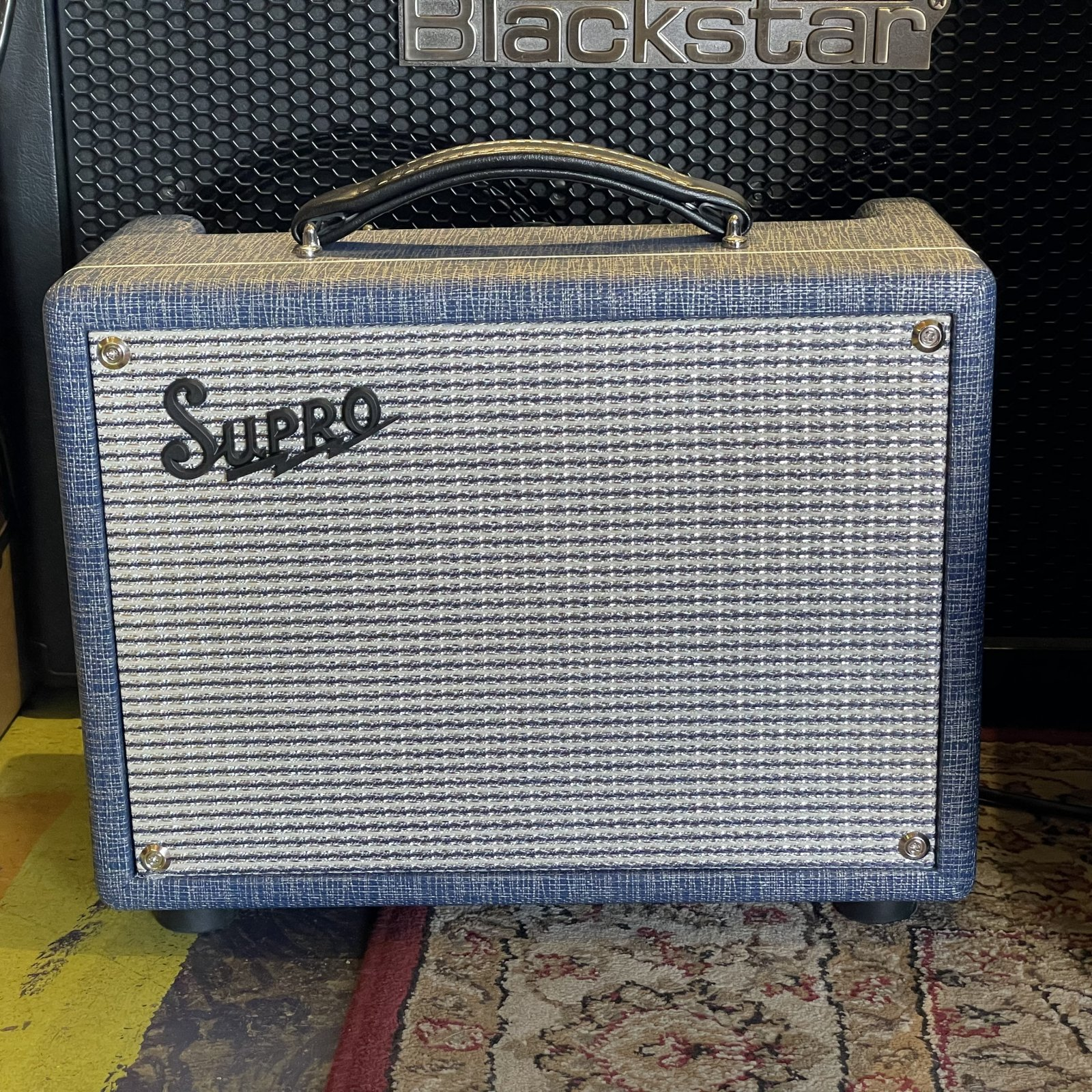Supro Model 1606 Tube Amplifier Used