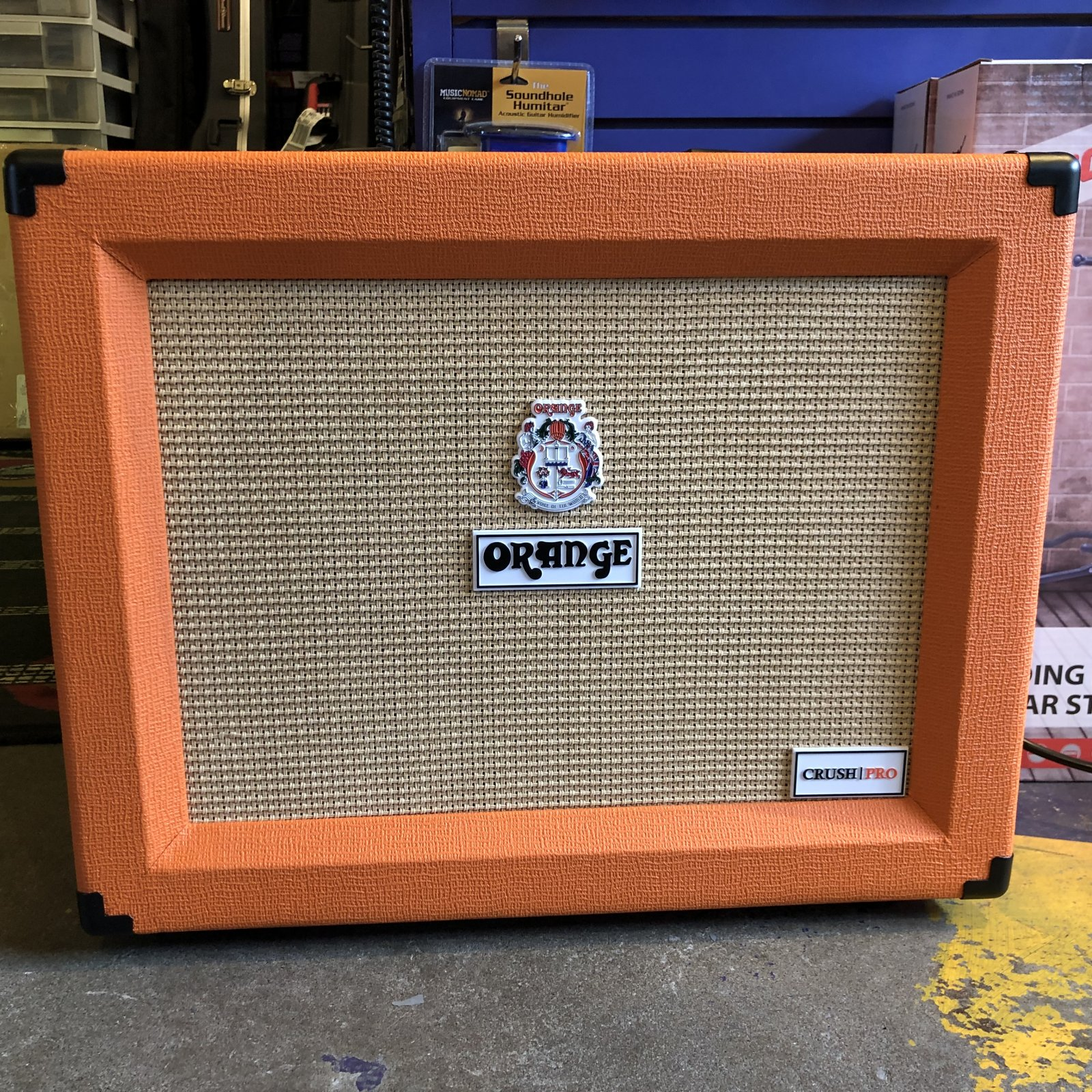 Used Orange Crush Pro 60
