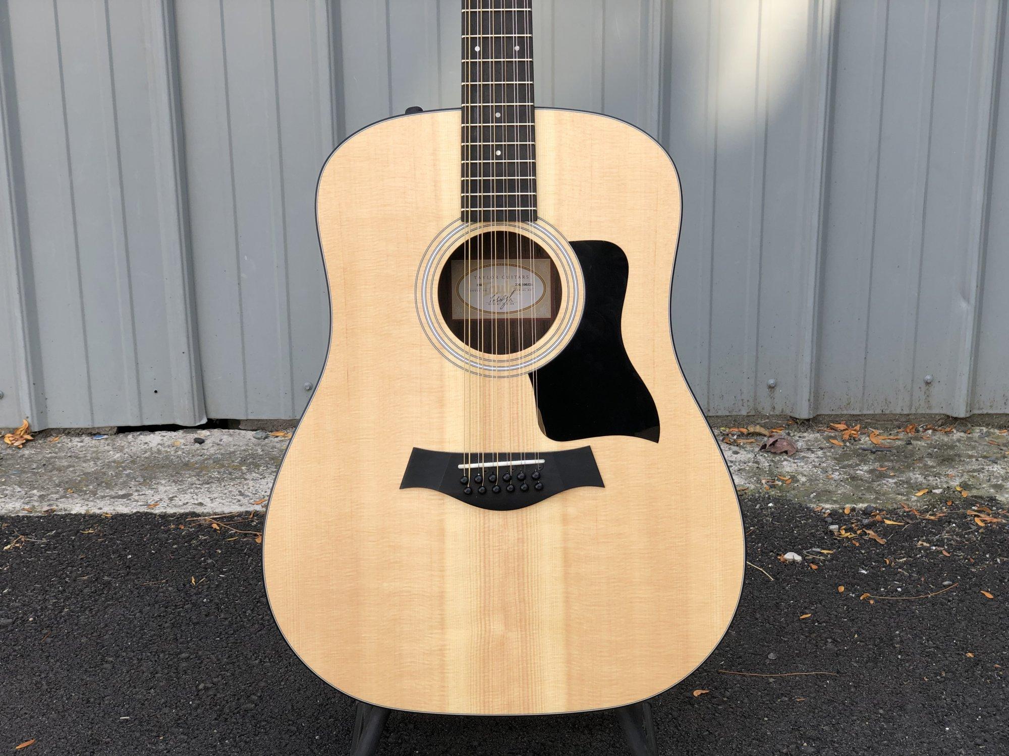 Taylor 150e 12-String Acoustic