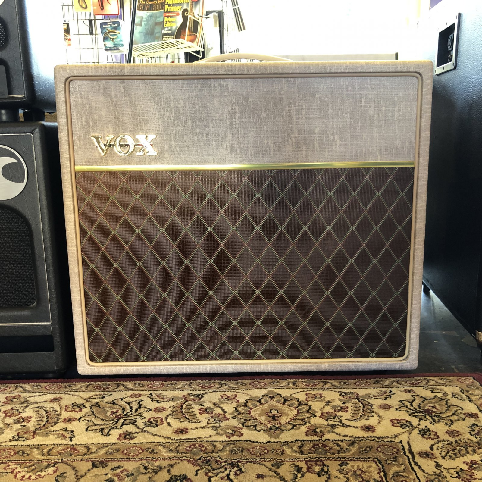 Used Vox Handwired AC15 Combo