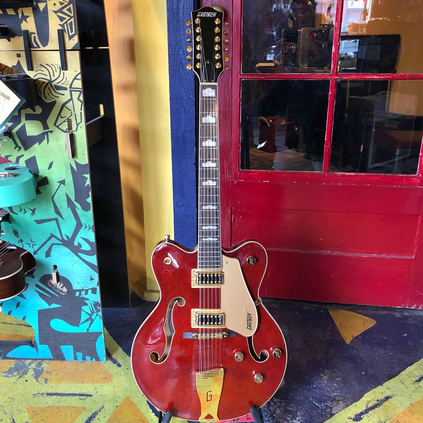 Used Gretsch G5422G-12 Electromatic Hollowbody 12-String